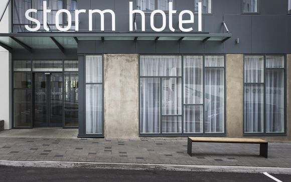 Storm Hotel by Keahotels 3*
