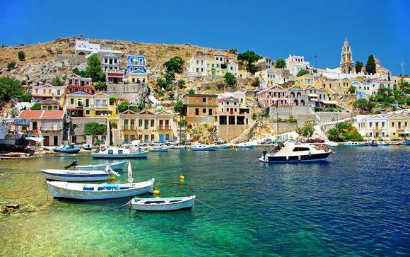 Destination...Rhodes