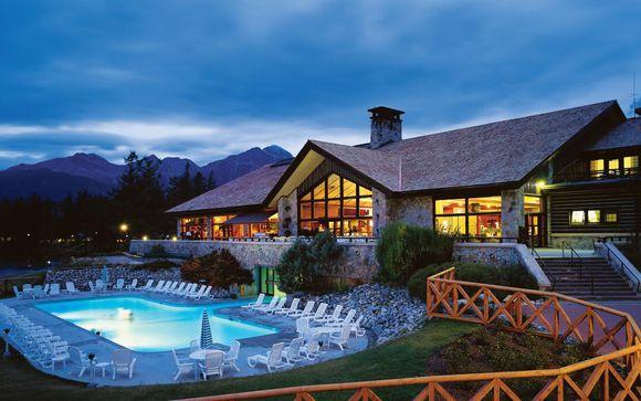 Fairmont Jasper Park Lodge – 2 nights