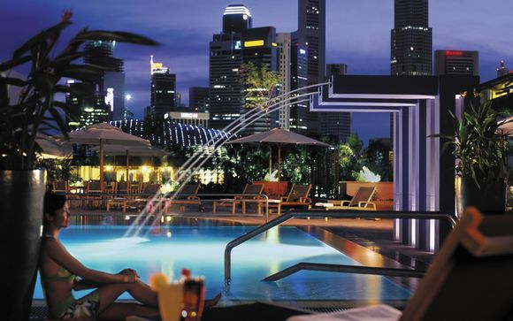 Marina Mandarin, Singapore - 2 nights