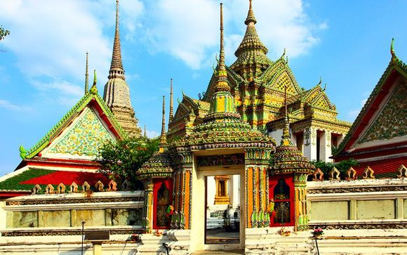 Optional Bangkok Stopover