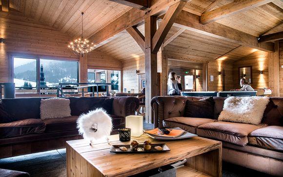 Residence Les Grandes Alpes 4*
