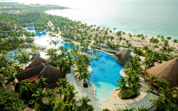Barcelo Maya Colonial 5* & Optional Yucatan Tour