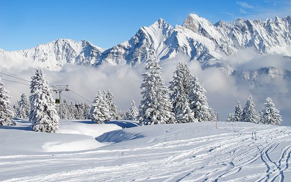 Self Catering Ski Holiday in the Alps