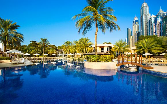 Habtoor Grand Beach Resort & Spa 5*