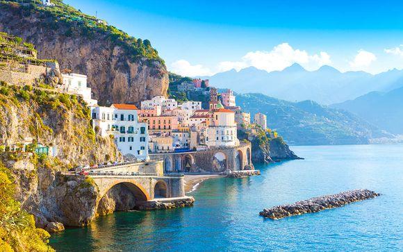 Pearls of the Amalfi Coast