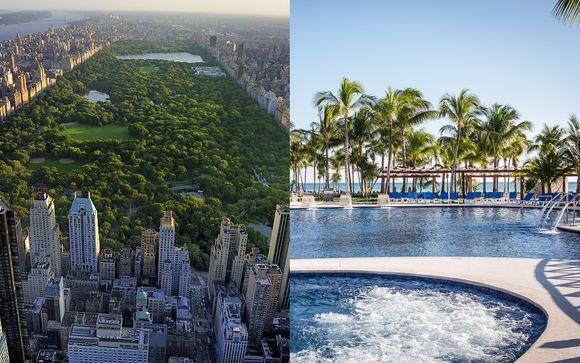 AC Hotel by Marriott 4* & Barcelo Maya Caribe 5*