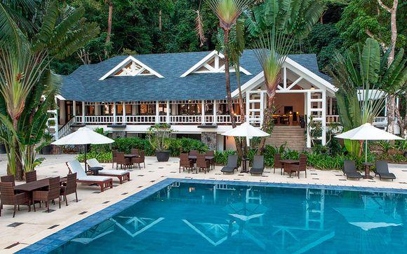 El Nido Resort, Lagen Island