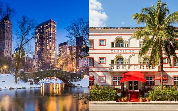 Hilton New York Fashion District 4* & Casa Faena Miami Beach 4*