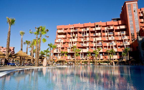 Holiday World Resort Benalmadena 4*