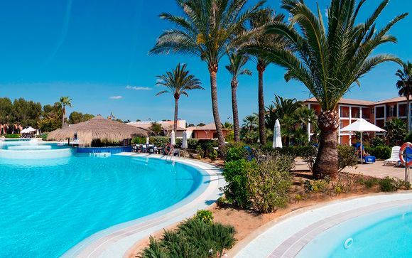 Family Friendly Suite Stay in South Mallorca