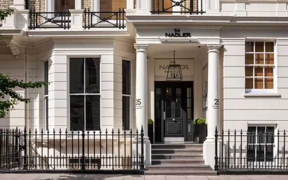 The Nadler Kensington 4* with Included Bike Tour