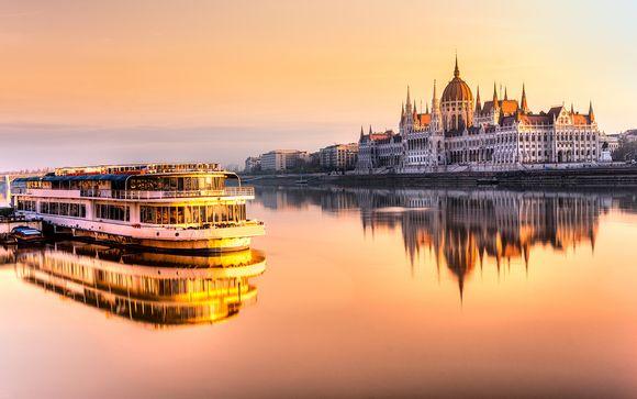 Destination...Budapest, City Centre