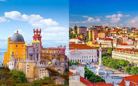 Lawrence's Hotel Sintra 5* & Inspira Santa Marta Hotel Lisbon 4*