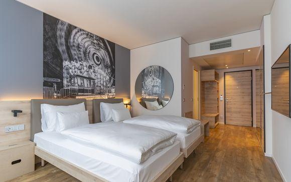 Roomz Vienna Prater 4*
