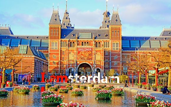 One of Amsterdam's Oldest and Finest Five-Star Hotels