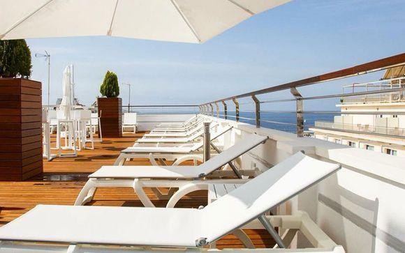 Recently Refurbished Family-Friendly Beachfront Hotel
