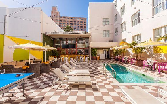 Clinton Hotel South Beach 4*