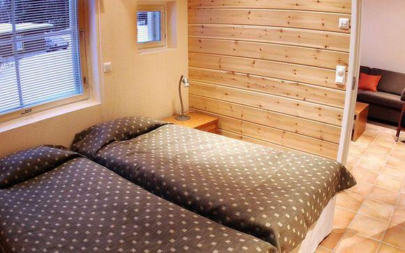 Lapland Hotel Akashotelli 3*