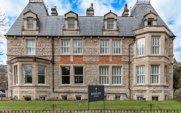 Roseate Villa Bath 5*