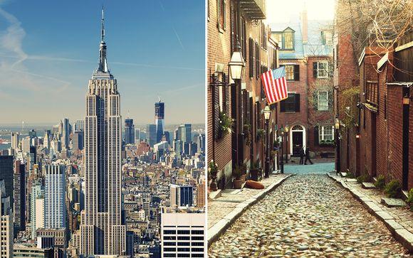 voyages privés new york