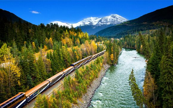 Western Canada with Rocky Mountaineer Train