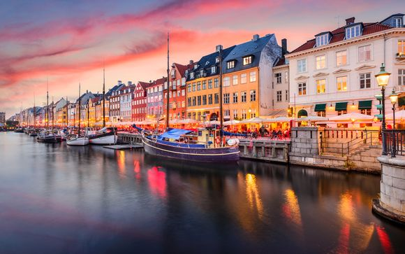 Stylish Copenhagen Stay with Carlsberg Brewery Visit