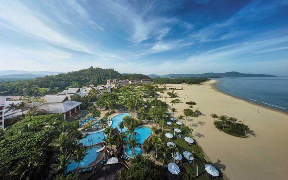 Shangri-La Hotel Singapore & Shangri-La Rasa Ria Resort 5*