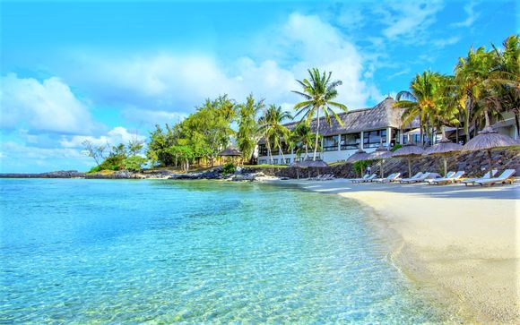 Adults-Only All Inclusive Retreat with Direct Beach Access