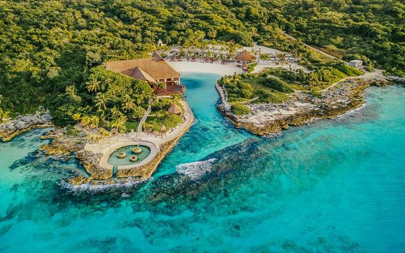 Occidental at Xcaret 5* & Optional Yucatan Tour