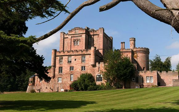 Dalhousie Castle Hotel and Aqueous Spa 4*