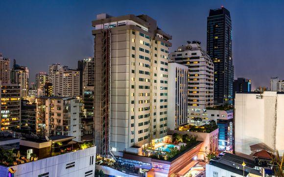 Mercure Bangkok Sukhumvit 11 4*