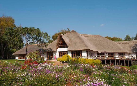 Ngorongoro Farm House or Tloma Lodge