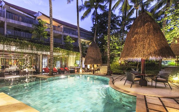 Kupu Kupu Jimbaran Beach Club and Spa & Jungle Retreat Ubud 5*