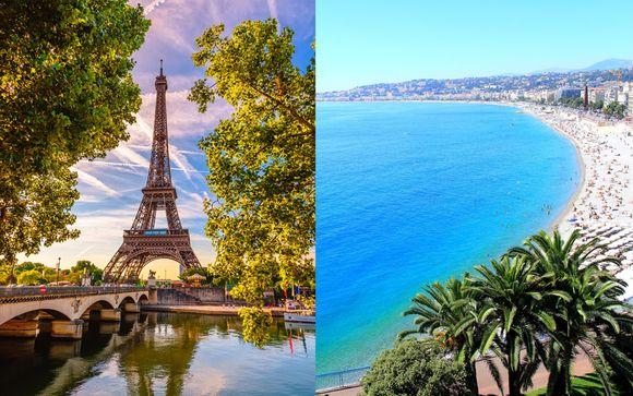 Hotel Etoile Saint Honoré 4* & Hotel West End Nice 4*