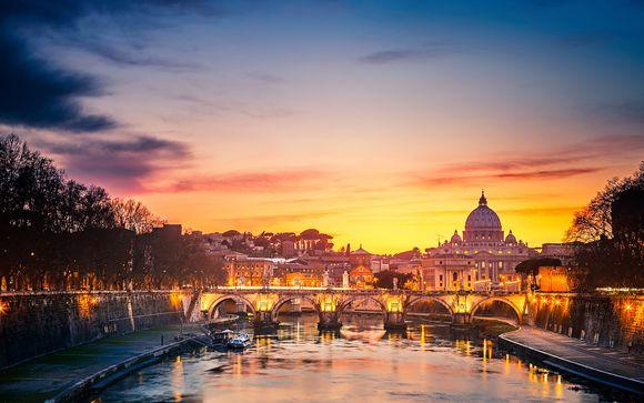 UNA Hotel Roma 4*