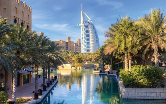Optional Dubai Pre-Extension
