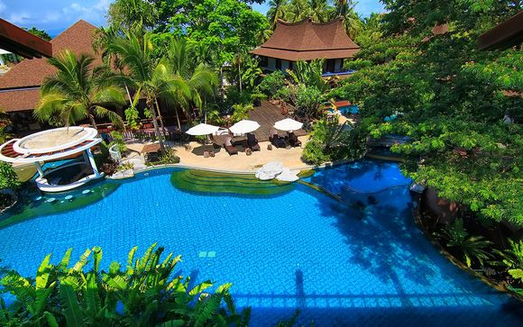 The Elements Krabi Resort 4* & The Tide Beachfront Siray 4*
