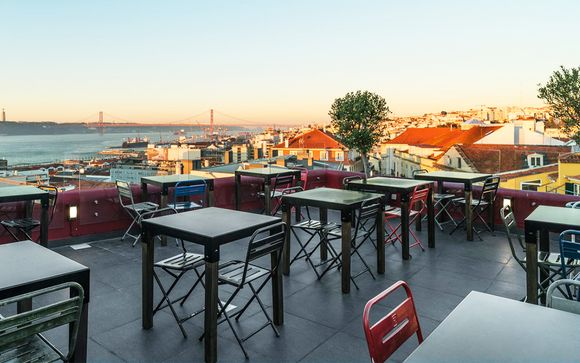 City-Centre Boutique Hotel with Rooftop Terrace