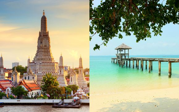Discover Two Sides of Thailand