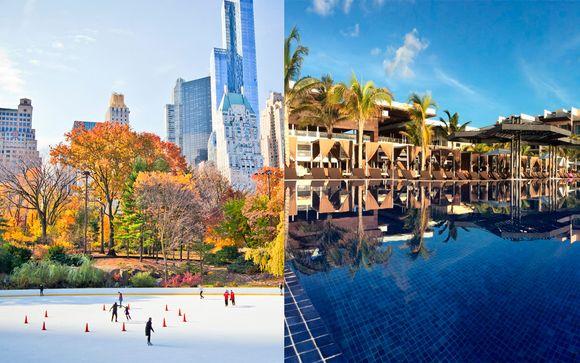 The Freehand New York 4* & Royalton Riviera Cancun 5*