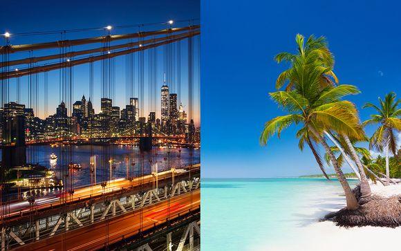 Combination 4* NYC Stay + Punta Cana 5*