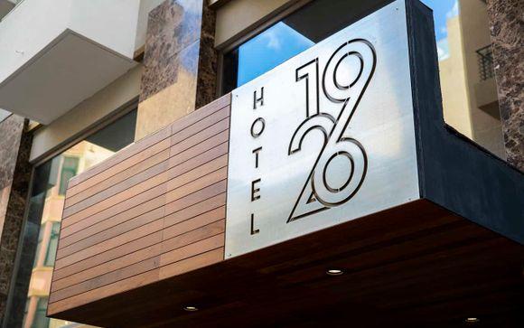 Hotel 1926 4*