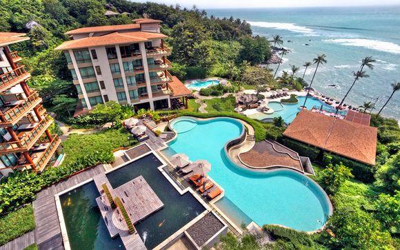 Shasa Resort & Residences 5*