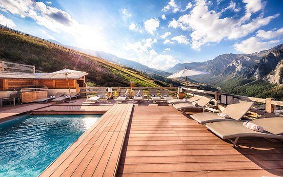 Hotel & Spa L'Alta Peyra 4*