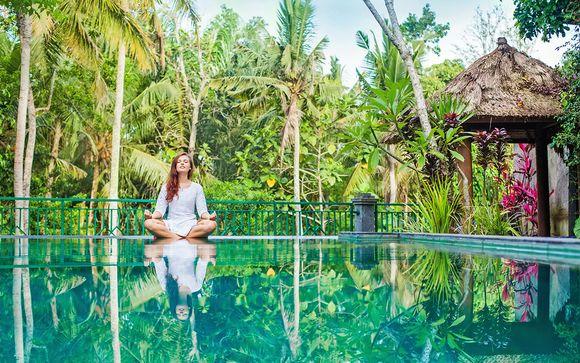 Desa Visesa Ubud 5*, Lembongan Beach Club Resort 4* & Dancing Villas Nusa Dua