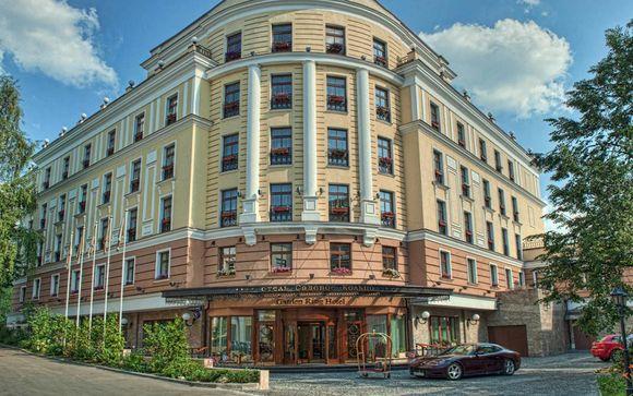 Garden Ring Hotel 4*