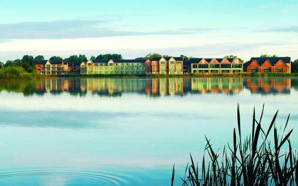 De Vere Cotswold Water Park 4*