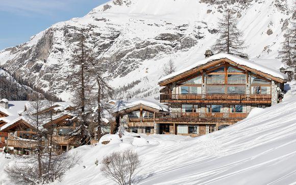 Le Chardon Mountain Lodges 5*