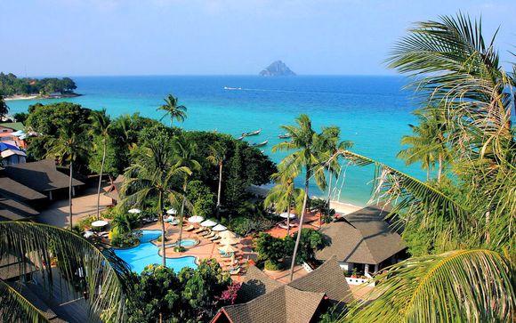 Dewa Phuket Resort, Holiday Inn Phi Phi & Le Menara Khao Lak